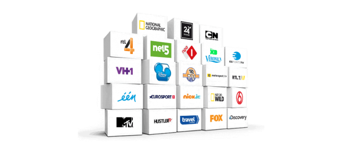 Kanalenlijst Hans van 1 februari 2020