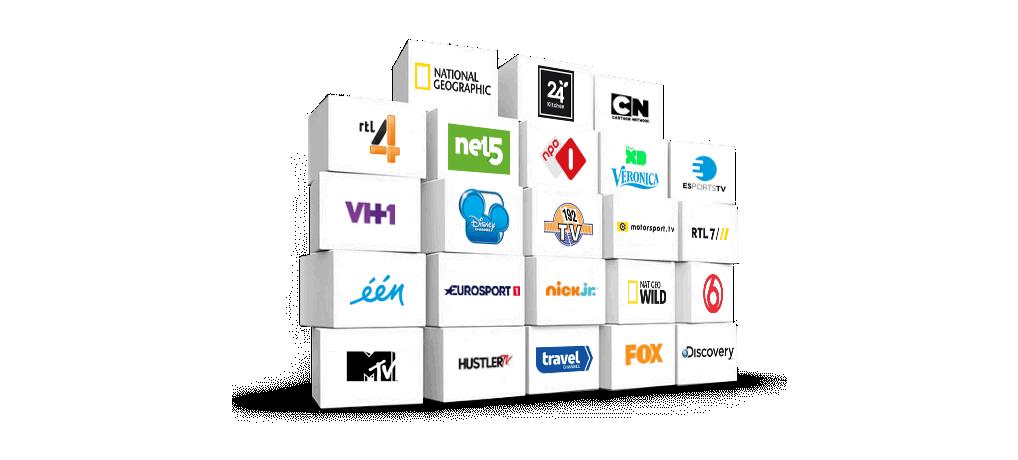 Kanalenlijst Hans van 31 augustus 2020